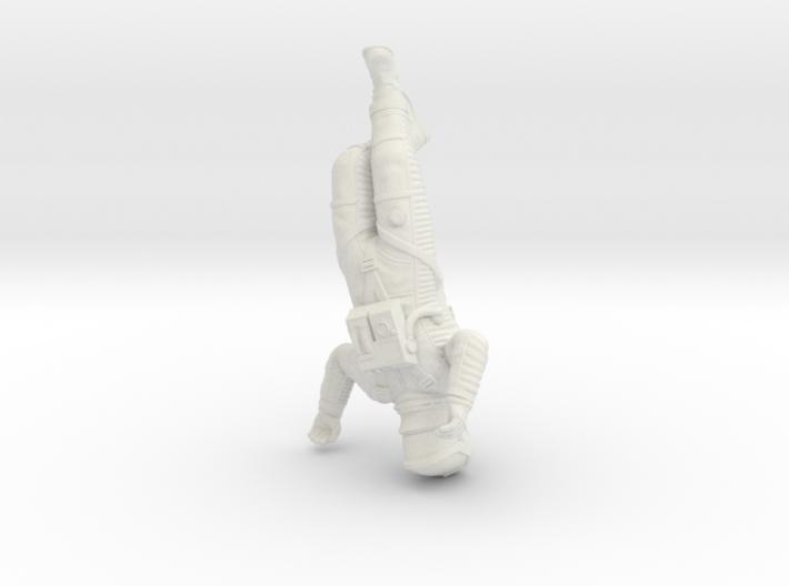 Death 2001 Astronaut (55mm Version) 3d printed