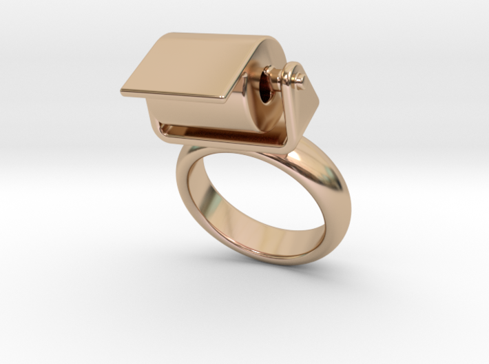 Toilet Paper Ring 14 - Italian Size 14 3d printed