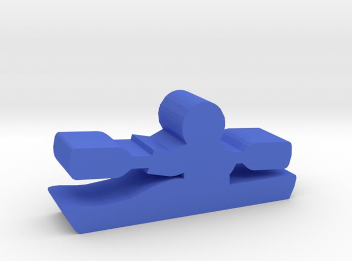 Game Piece, Kayak 3d printed