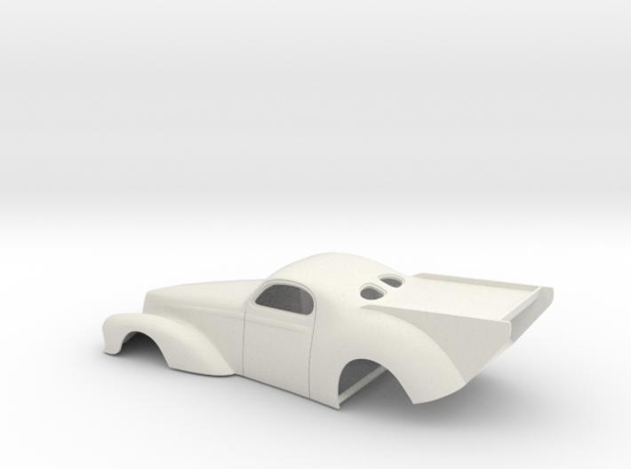 1/8 41 Willys Pro Mod Version II 3d printed