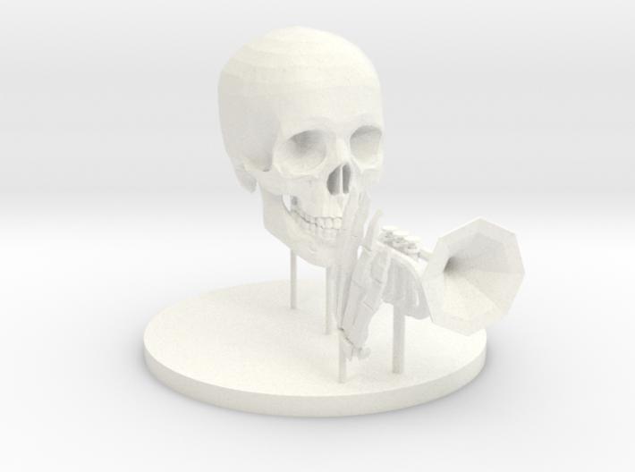 Your Very Own Mr Skeltal 3d printed
