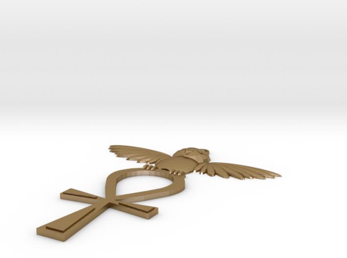Crest Of Ankh-Morpork 3d printed