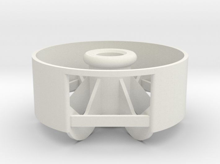 1:9 Mars Rover Wheel 3d printed