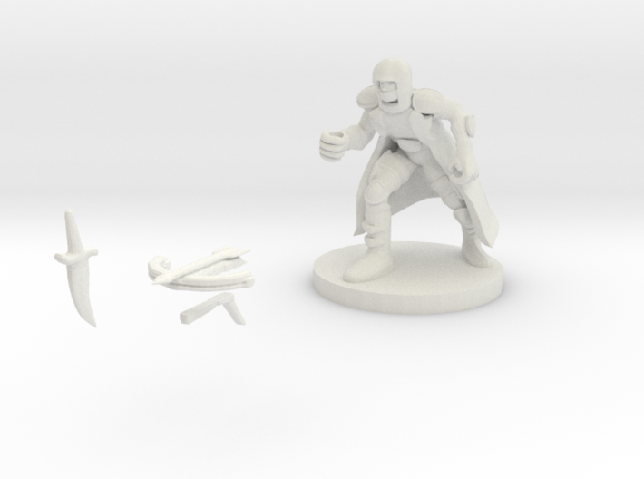 Assassin 3d printed