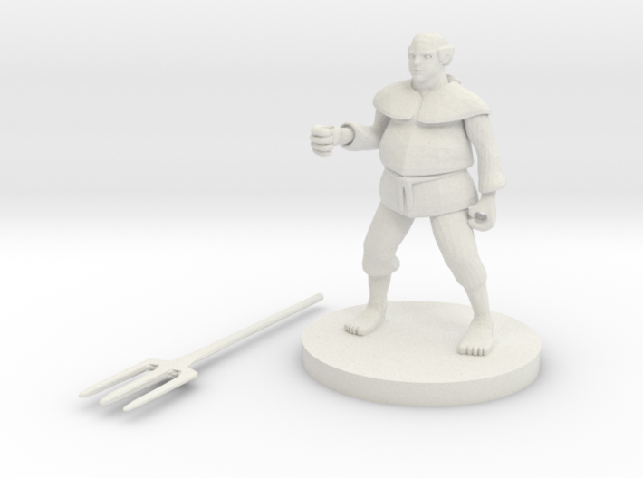 Commoner 3d printed