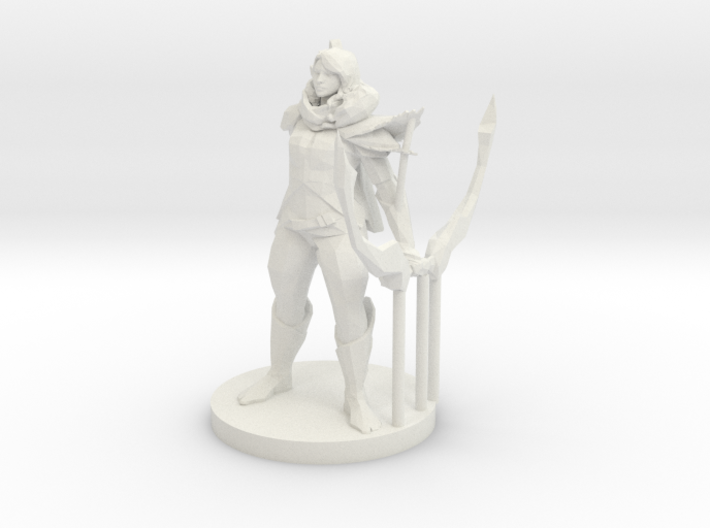 Scout 3d printed