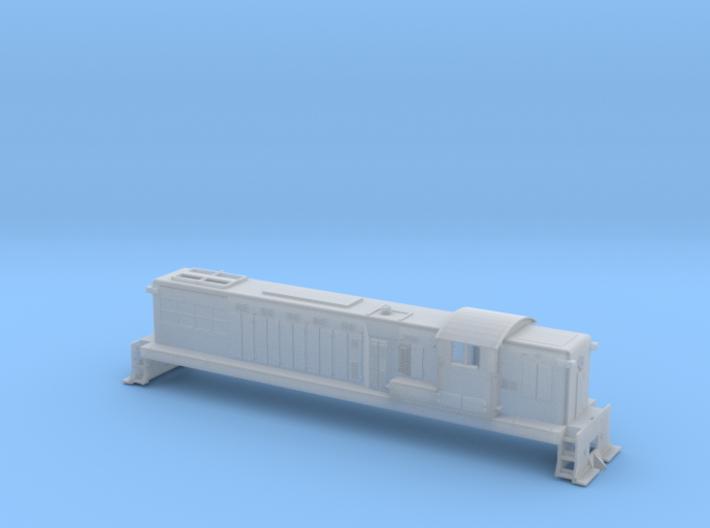 N Scale Baldwin  AS16 3d printed