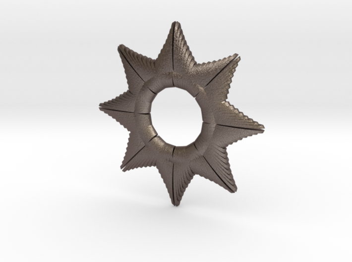 Star Of A Millon 3d printed