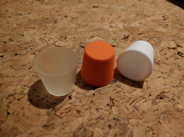 Tiny Stackable Pill Cup 3d printed