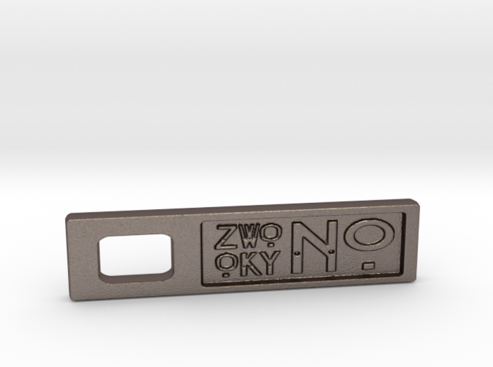 ZWOOKY NO 3d printed