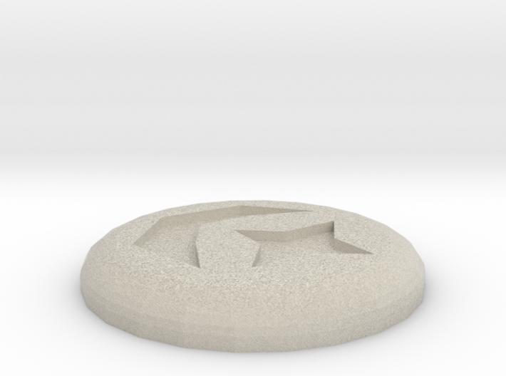 Cosmic Rune 3d printed