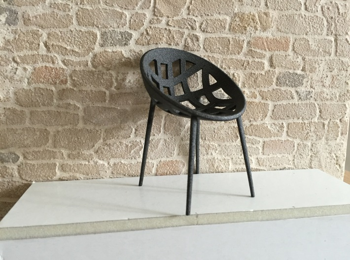 1:12 Chair Design Adaption 3d printed