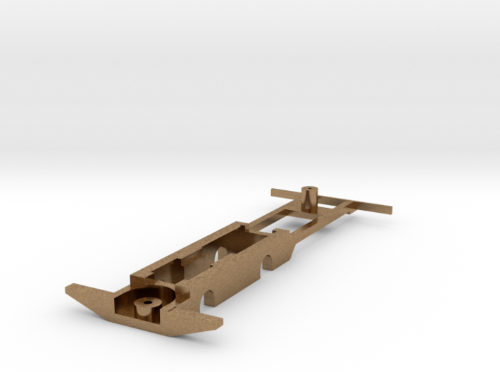 Yonah Chassis Al's Version 3d printed