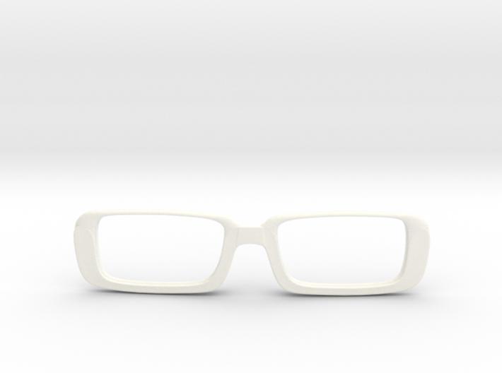 Optoid Hybrid MkXIV: Custom Fit Rx Eyewear 3d printed