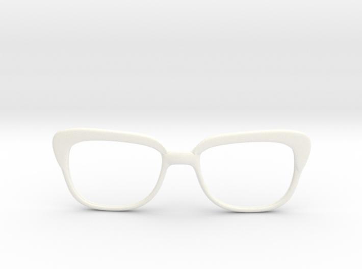 Optoid Hybrid MkXI: Custom Fit Rx Eyewear 3d printed