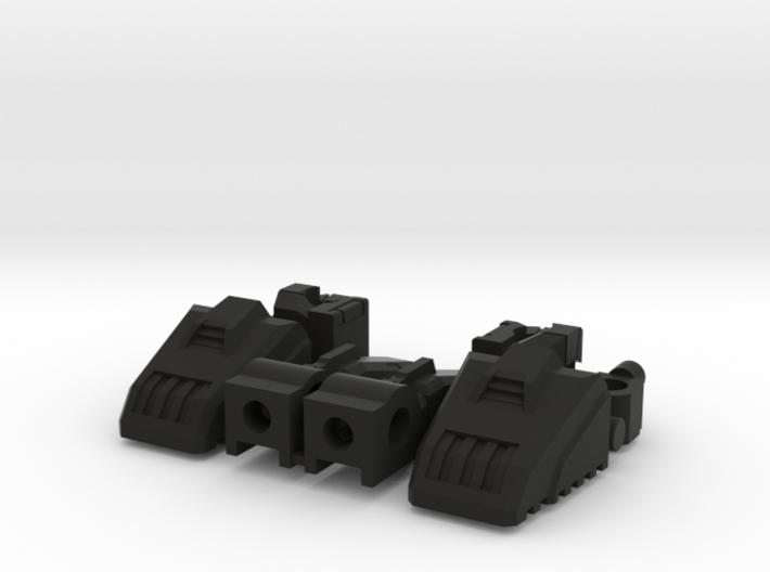 Classics Optimus Prime Hand and Foot Upgrade Parts 3d printed