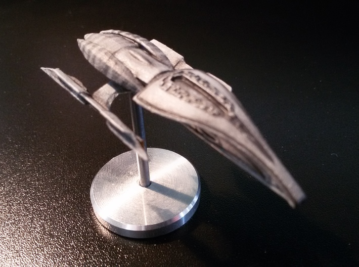 Predator Hunter Cruiser 3d printed