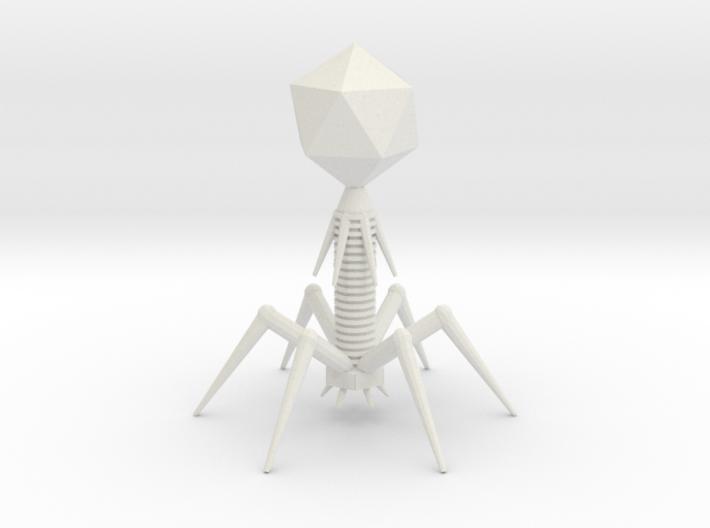 Enlarged Virus 3d printed