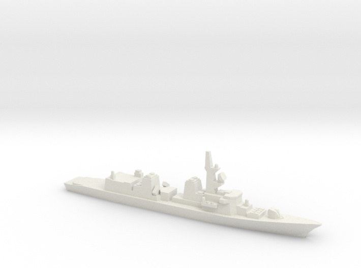 Takanami-class destroyer, 1/2400 3d printed