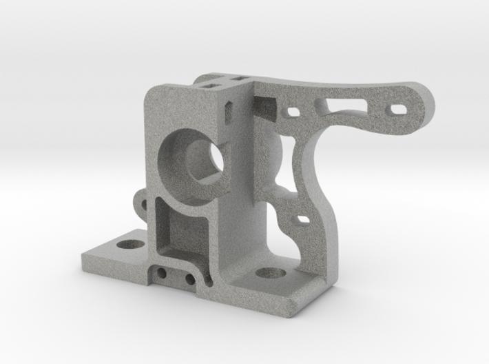 Wade Extruder MK7 Remix 3d printed