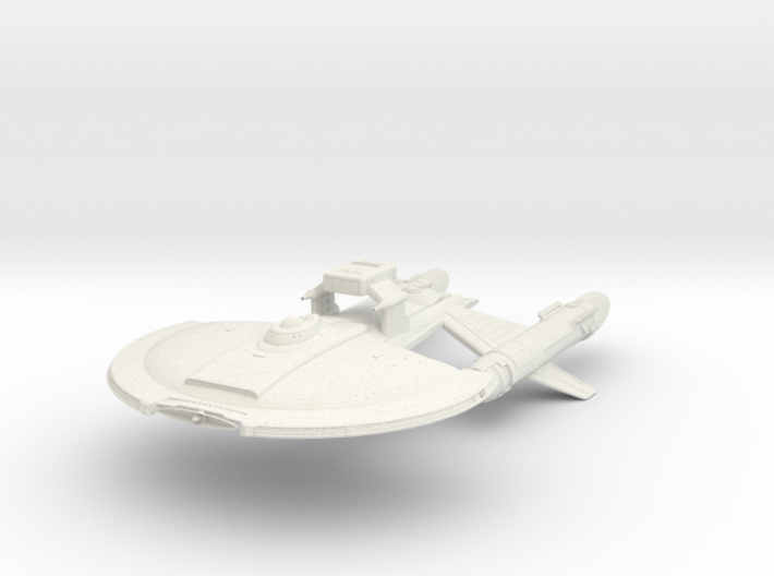 StarRuner Class II HvyDestroyer 3d printed