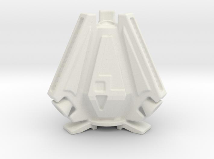 6mm Scale Drop Pod / Drop Craft / Drop Ship 3d printed