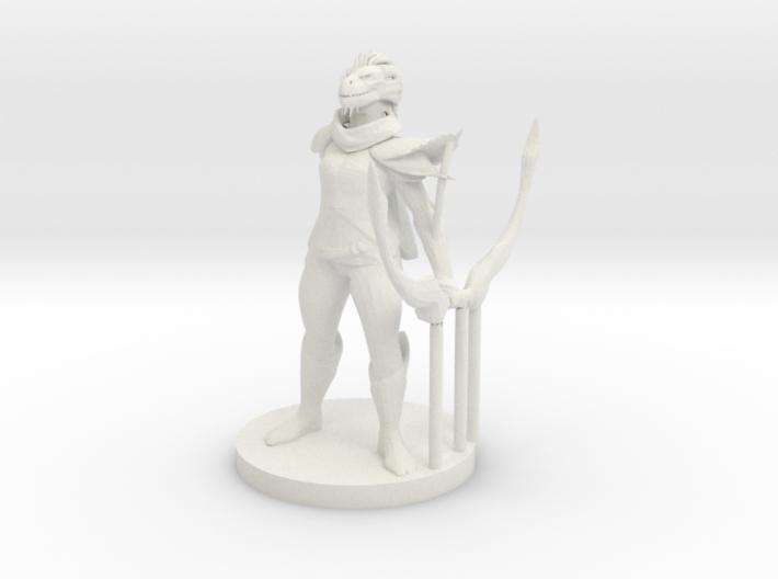 Dragon Born Scout 3d printed