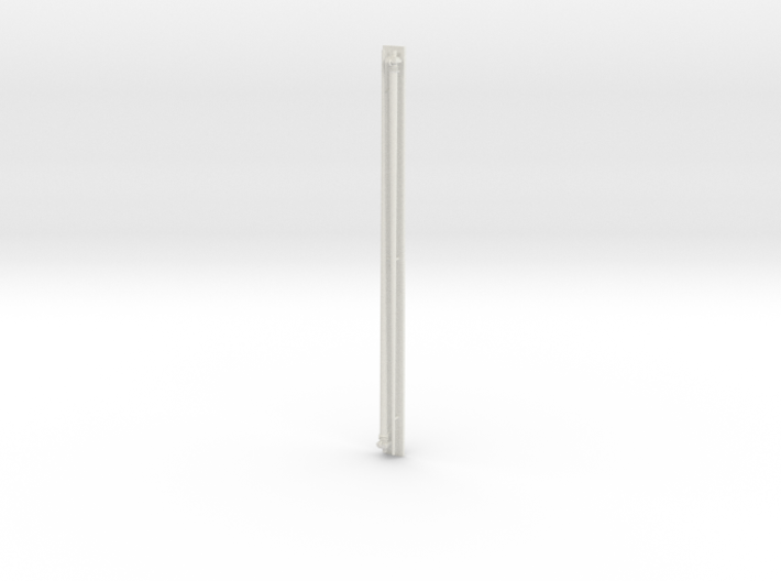 1:72 scale Navy whip antenna -Round (35 foot) 10 D 3d printed