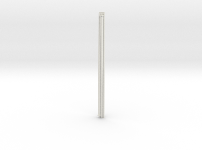 1:72 scale Navy whip antenna -Square (35 Foot) 3d printed