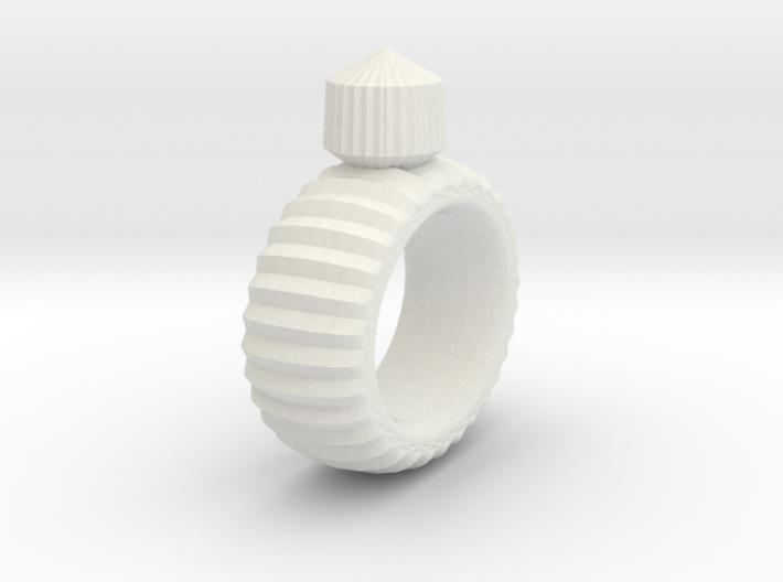 Craft Ring 3d printed