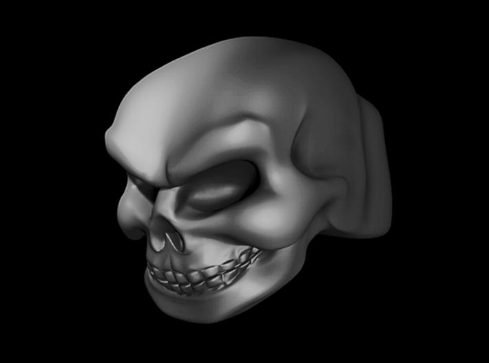 Skull Ring 3d printed Skull Ring 3D Render