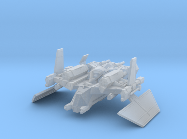 Legion Imperial Bomber (1/270) 3d printed