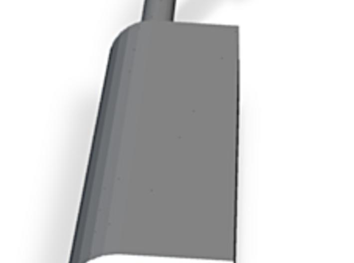 1/10 Scale MIG Gun 3d printed