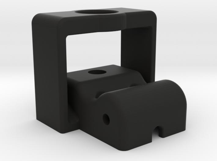 Magnetic Sim Racing Paddle Block 3d printed