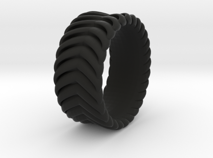 CARVER RING SIZE 10.5 3d printed