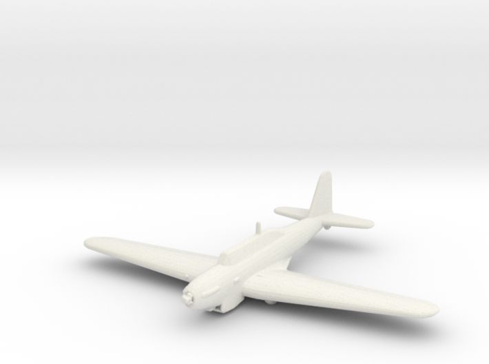 Fairey Battle Mk.I 3d printed