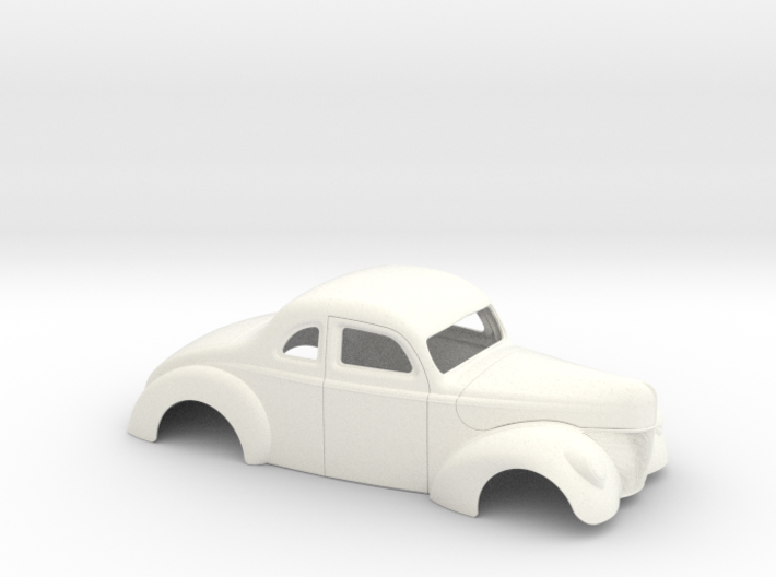 1/25 1940 Ford Coupe Stock 3d printed