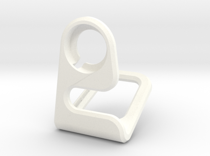 Apple Watch Charging Stand 'Curve' 3d printed