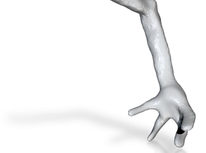 NICE CARTOON ARM 3d printed