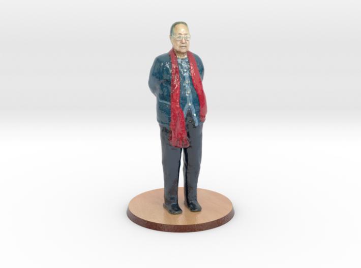 Ho 3D - 1 3d printed