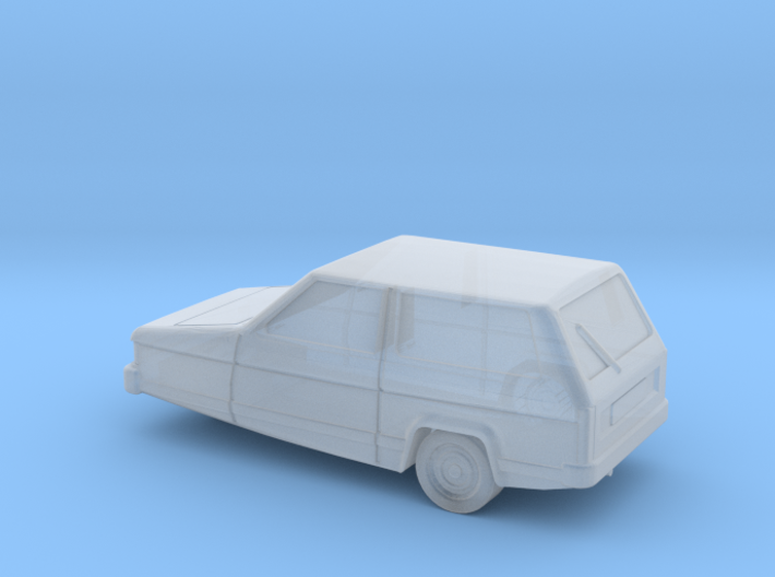 Reliant Robin - 1/148-Scale, (British N) 3d printed