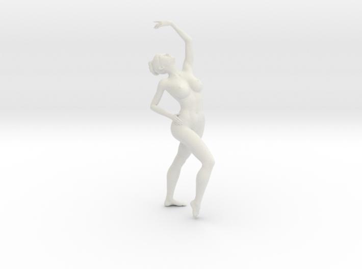 1/18 Nude Dancers 001 3d printed