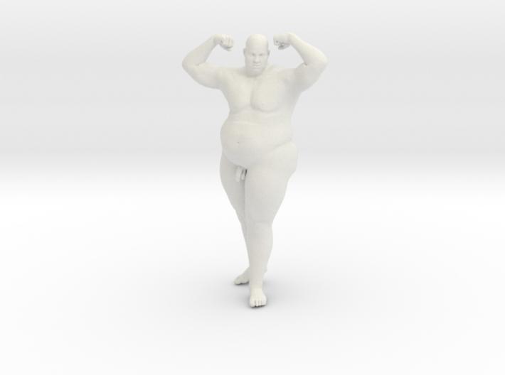1/20 Fat Man 012 3d printed