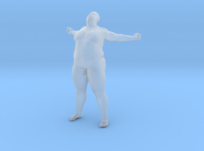 1/32 Fat Man 015 3d printed