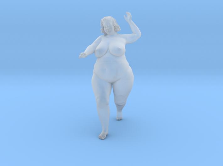1/32 Fat Woman 006 3d printed