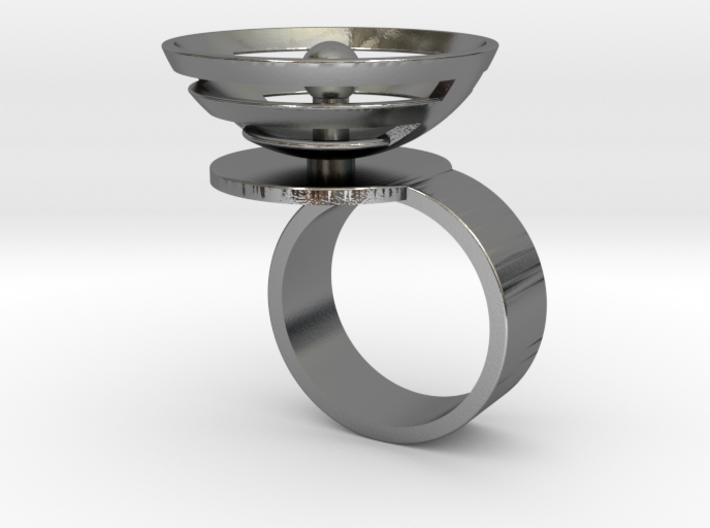 Orbit: US SIZE 9 3d printed