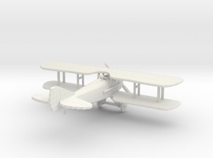 SPAD 13 (1917 Model) 3d printed 1:144 SPAD 13 in WSF