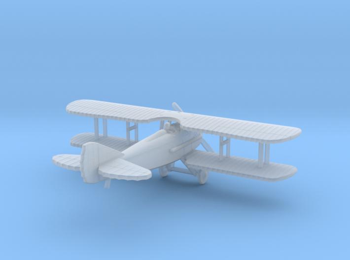 SPAD 13 (1917 Model) 3d printed 1:144 SPAD 13