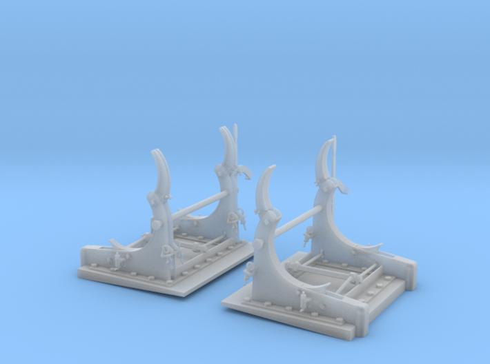 1/20 PT Torpedo Rack TypD Empty 3d printed