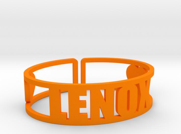 Lenox Cuff 3d printed